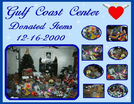 Donated Items